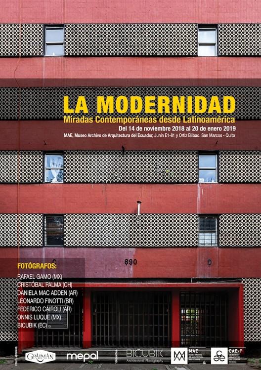 "Exposición Fotográfica  ""La Modernidad, miradas contemporáneas desde Latinoamérica"""