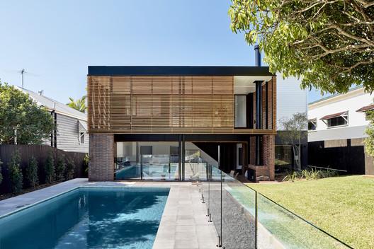 Casa de la calle Sídney / Fouché Architects