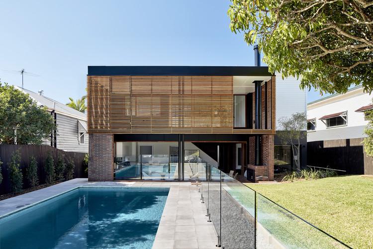 Casa de la calle Sídney / Fouché Architects, © Cieran Murphy