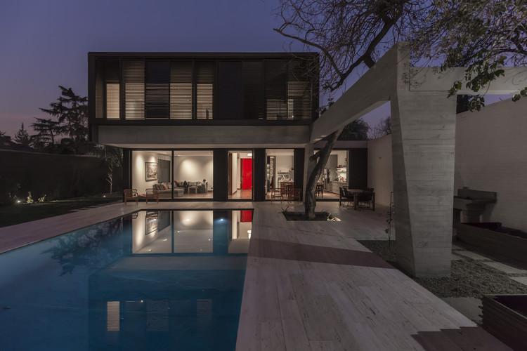 Casa La Perouse / elton_léniz, © Marcos Mendizabal