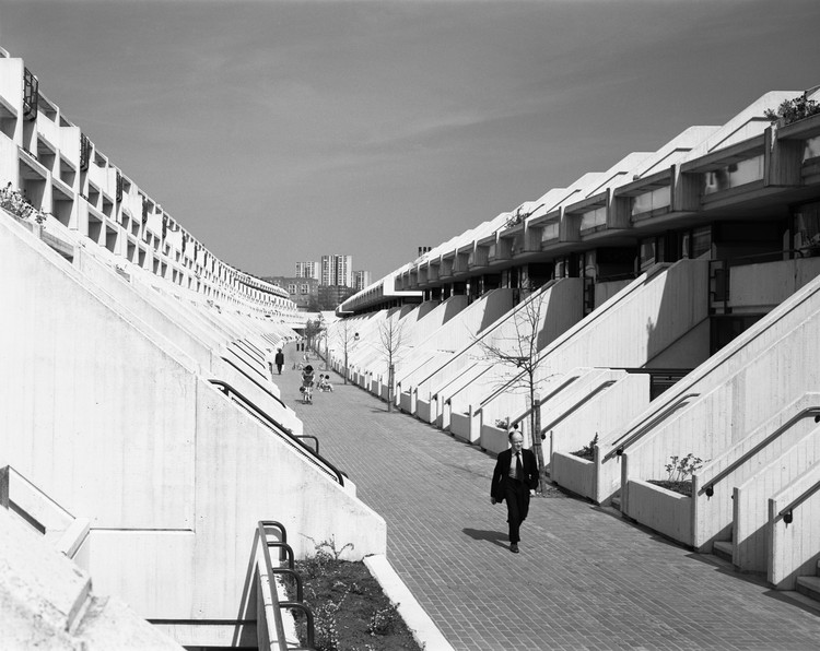 6 Radical Experiments in Social Housing Exhibited by the RIBA and V&A, © Martin Charles RIBA Collections