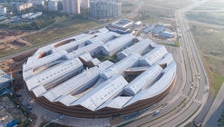 Skolkovo Institute of Science and Technology / Herzog & de Meuron
