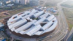 Instituto Skolkovo de Ciência e Tecnologia / Herzog & de Meuron