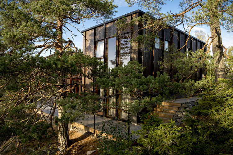 Villa Wennerström / Max Holst Arkitektkontor, © Lars Grafström