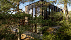 Villa Wennerström / Max Holst Arkitektkontor