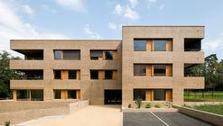 Edificio de departamentos en el campo / meier + associés architectes