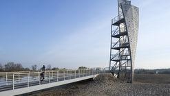 The Observation Tower Data / Palmett - Markowe Ogrody + RYSY Architekci Rafał Sieraczyński