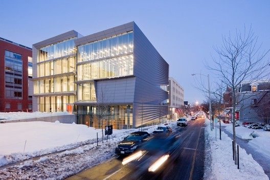 Perry and Marty Granoff Center for the Creative Arts, Brown University / Diller Scofidio + Renfro