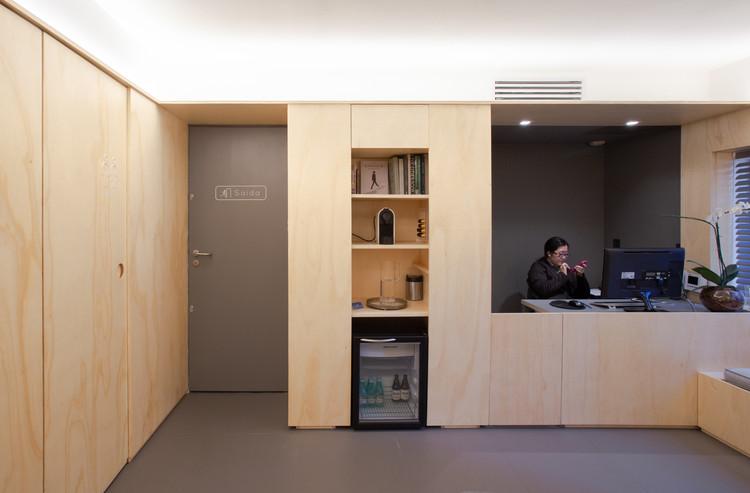 Clinica Hiraoka  - Estudio doisA / Estudio doisA, © Marina Luna