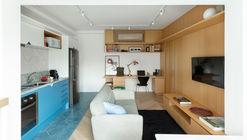 Apartamento Três / Fábrica Arquitetos