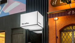the coffee / Studio Boscardin.Corsi Arquitetura