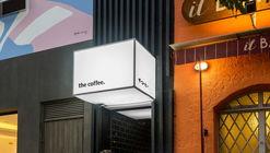 the coffee / Studio Boscardin.Corsi Arquitetura