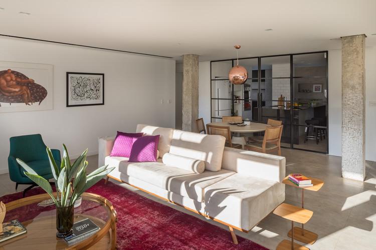 Apartamento Renwick / Semerene Arquitetura Interior, © Haruo Mikami