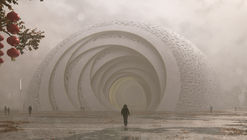 Steven Chilton Architects' Guangzhou Theater is Inspired by the Ancient Chinese Art of Puzzle Ball Carving