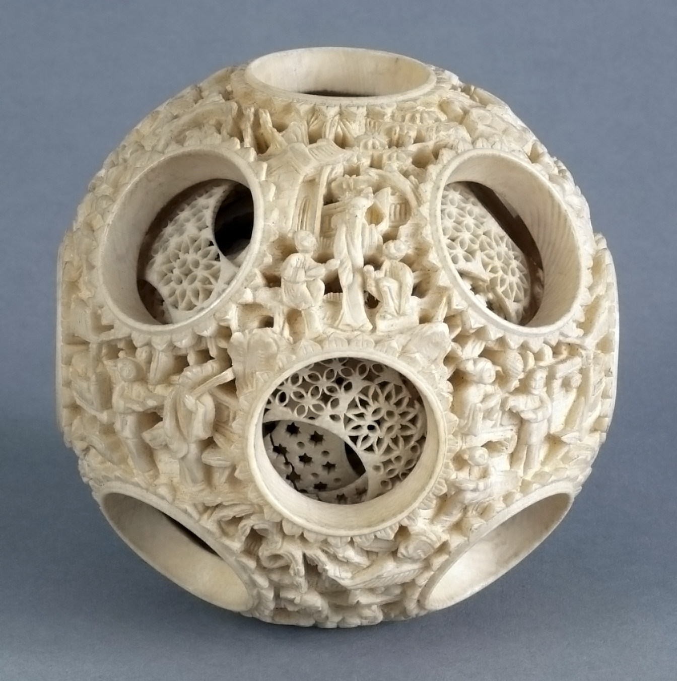 Gallery Of Steven Chilton Architects Guangzhou Theater Is Inspired By The Ancient Chinese Art Of Puzzle Ball Carving 14