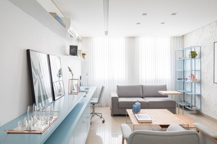 Consultório AF / Traama Arquitetura, © Haruo Mikami
