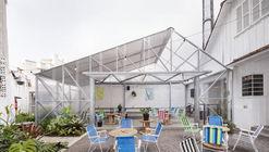 Jambu Bar Jardín / Arquea Arquitetos