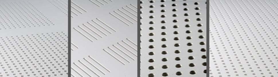 Galer a de c mo mejorar el confort ac stico con planchas de yeso cart n perforadas 12 - Planchas de yeso ...