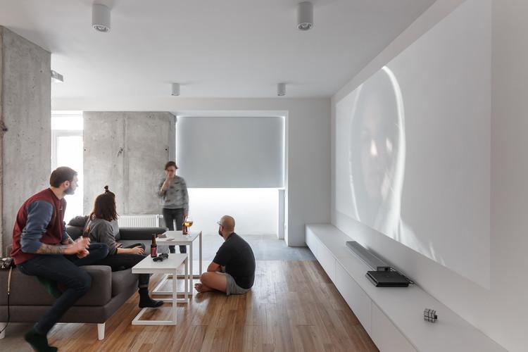 Menchuks Apartment / Hrystia Koliasa Architecture, © Andy Shustykevych