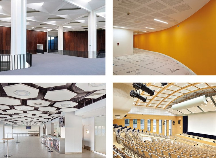 How To Improve Acoustic Comfort with Perforated Cardboard Plasterboards