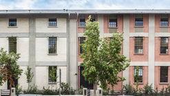 Lodzia Factory House / Amnon Bar Or - Tal Gazit Architects