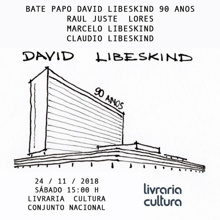 Bate Papo David Libeskind 90 Anos, Cortesia de Marcelo Libeskind