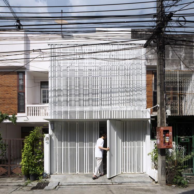 HSH House / A Milimetre, © Jirayu Rattanawong