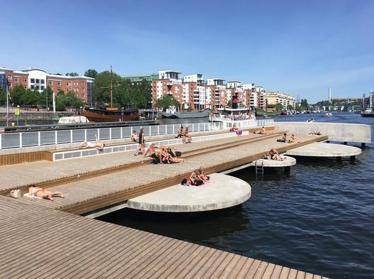 Fredriksdalskajen / Nava Landskapsarkitektur