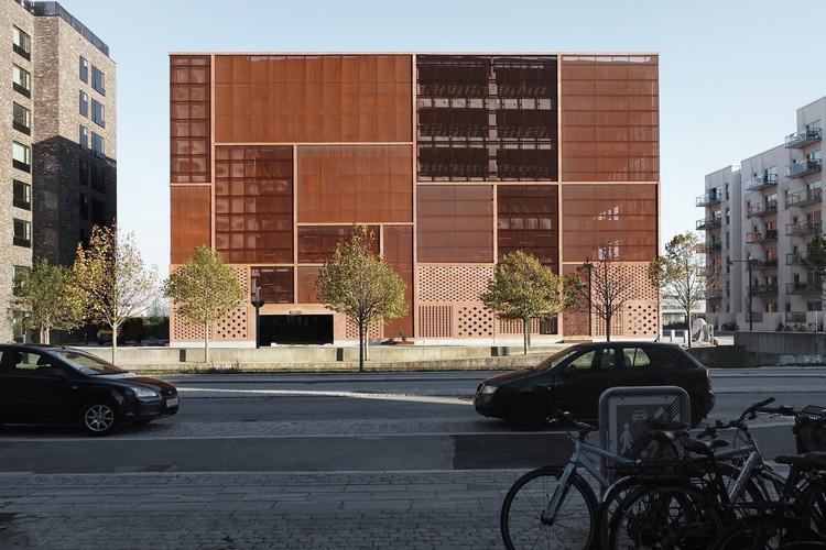Parking House Ejler Bille / JAJA Architects, Courtesy of JAJA Architects