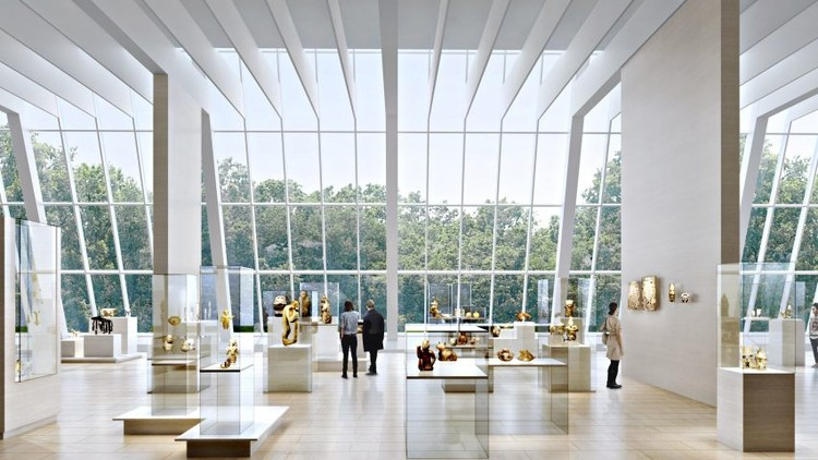 The Met Selects wHY Architecture to Renovate Rockefeller Wing in New York City, Michael C. Rockefeller Wing. Image Courtesy of wHY Architecture