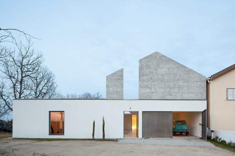 ByExtensive / DRK.Architects, © José Campos