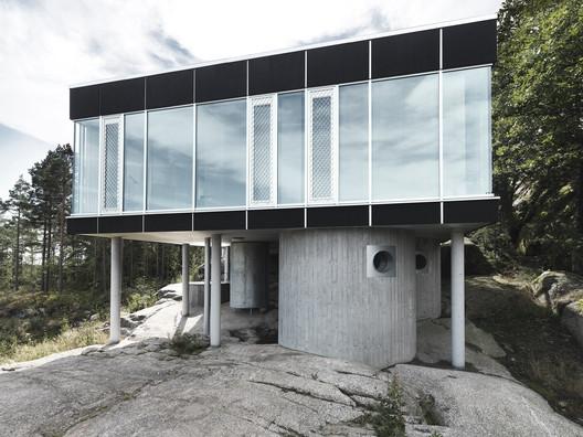 Cabin Nipe / Lie Øyen Arkitekter