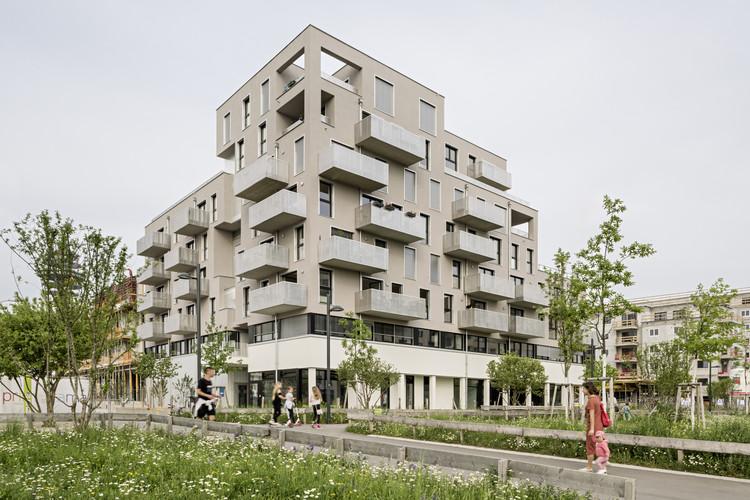 The House by the Park / feld72 Architekten, © Hertha Hurnaus
