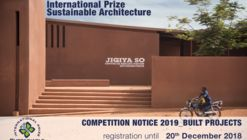 Thirteenth International Prize for Sustainable Architecture Fassa Bortolo - built projects division