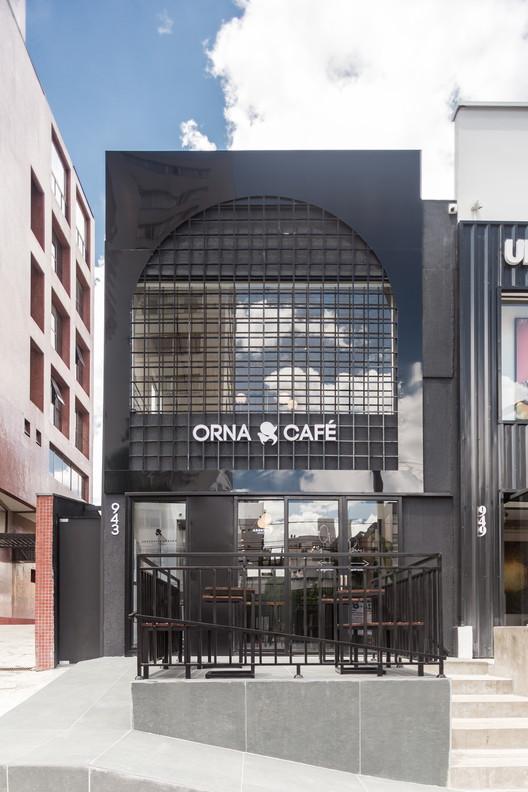 Orna Café / Moca Arquitetura, © Eduardo Macarios