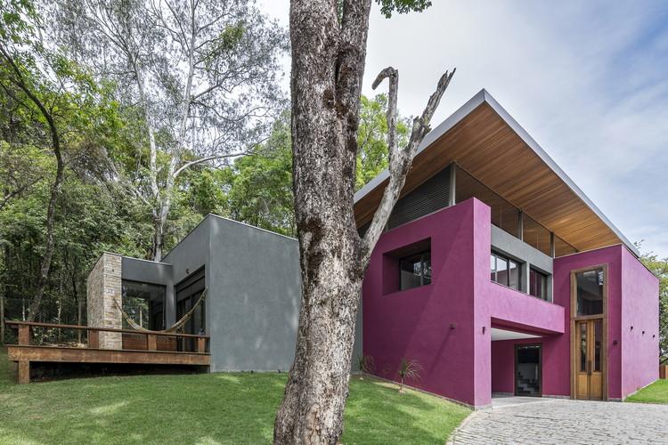 Casa das Cores / Grupo Arquitetos e Urbanistas, © Ivan Araujo