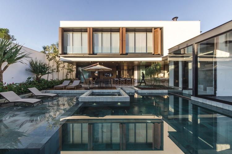 Casa O.A. / Mariana Orsi Arquitetura + Design, © Gian Cláudio Biancuzzi