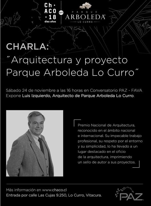 Conversatorios en Feria de Arte Contemporáneo Ch.ACO, Paz Corp