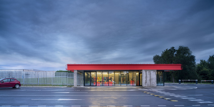 Gate House / PHYD Arquitectura, © Javier Callejas