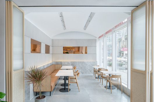 Restaurante GENSHANG / OFFICE COASTLINE