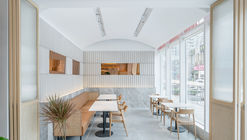 GENSHANG Restaurant / OFFICE COASTLINE