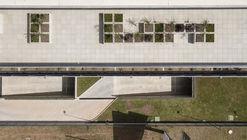 Centro de Gestión y Almacenamiento / Elcio Gomes Silva + Valério Augusto Soares de Medeiros