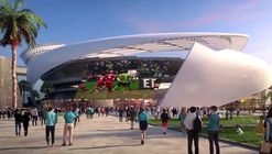 Estádio de futebol de David Beckham é aprovado em Miami