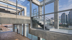 The Frame / KAGA Architects & Planners