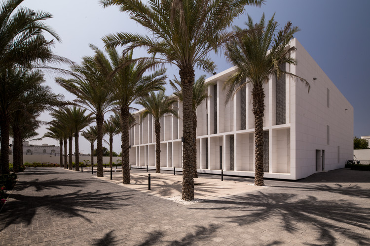 German Embassy in Muscat / Hoehler + alSalmy, © Gijo Paul George