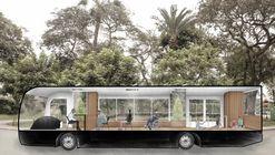 Barrio Móvil, el bus multifuncional que busca acercar a ancianos y discapacitados en Lima