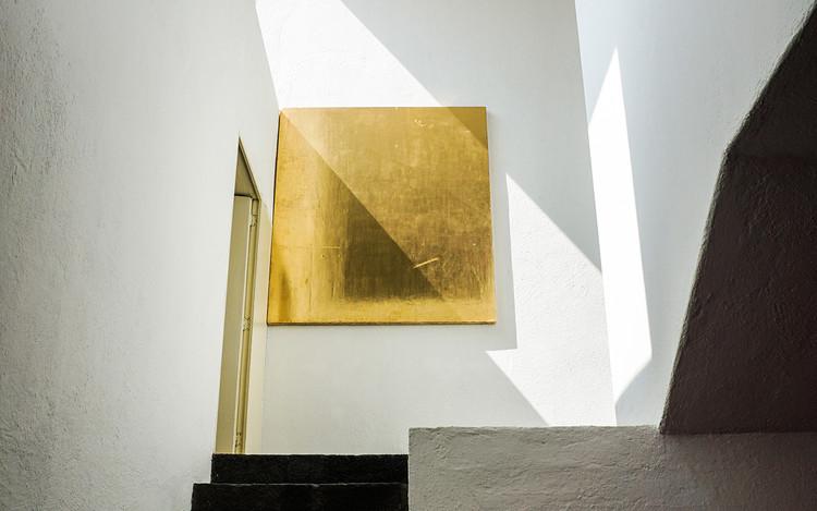 Guía de arquitectura: Luis Barragán, Casa Estudio / Luis Barragán. Image © Rodrigo Flores