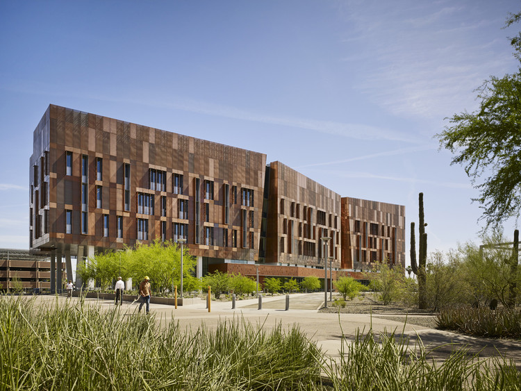 Arizona State University, Biodesign Institute C / ZGF Architects, Nick Merrick © Hall+Merrick