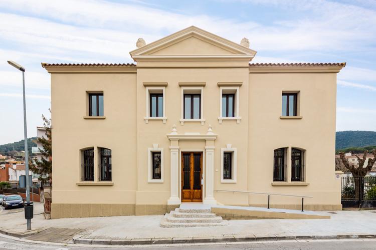 Edificio de Pintor Mir / Rovira Cuyàs Arquitectes, © Simón García