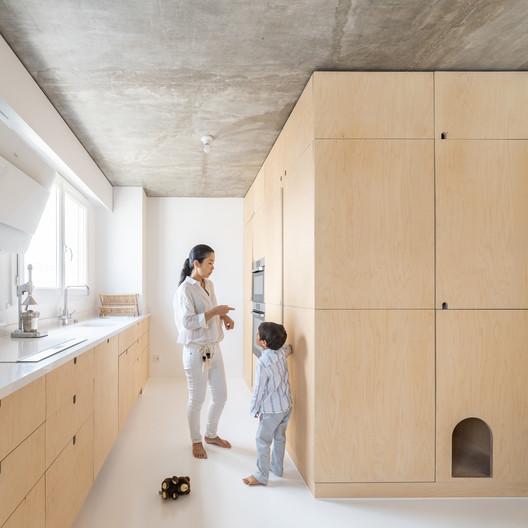 Apartamento Sacha / SABO Project
